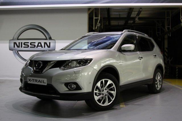 Началось производство нового Nissan X-Trail