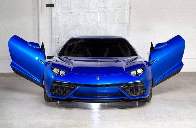 Lamborghini Asterion может пойти в серию