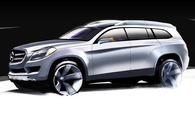 Mercedes-Benz в этом году обновит линейку внедорожников