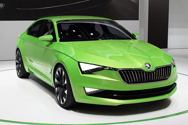 Skoda за минувший год продала свыше 1 миллиона автомобилей