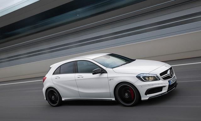 Mercedes-Benz A 45 AMG снова станет мощнейшим хот-хэтчем