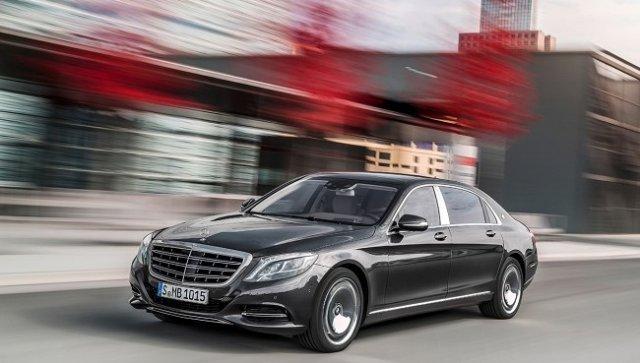 Mercedes-Benz добавит в линейку Maybach новый E-Class