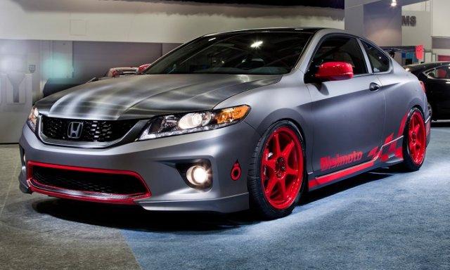 Honda добила европейский Accord