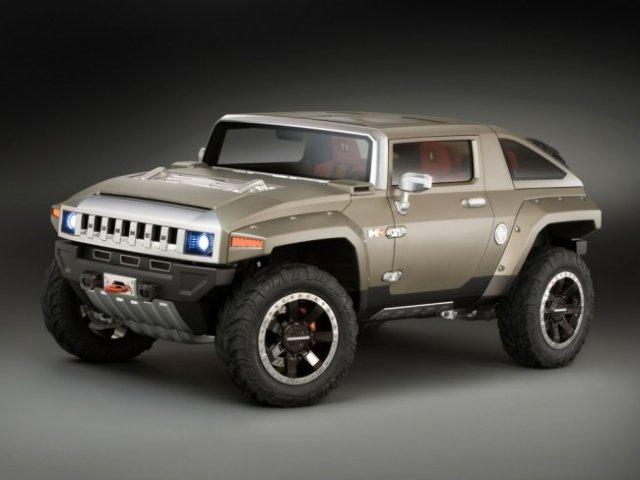GMC задумалась над конкурентом Jeep Wrangler