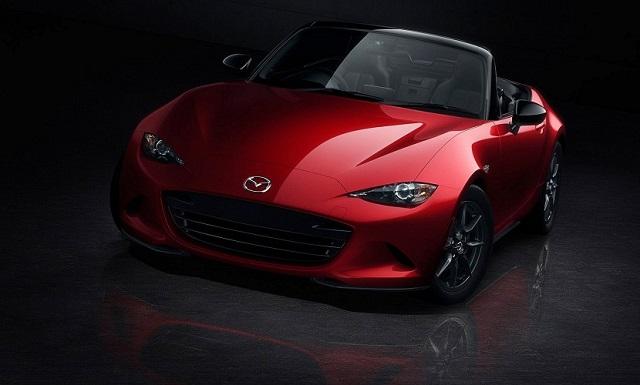 Стали известны двигатели новой Mazda MX-5