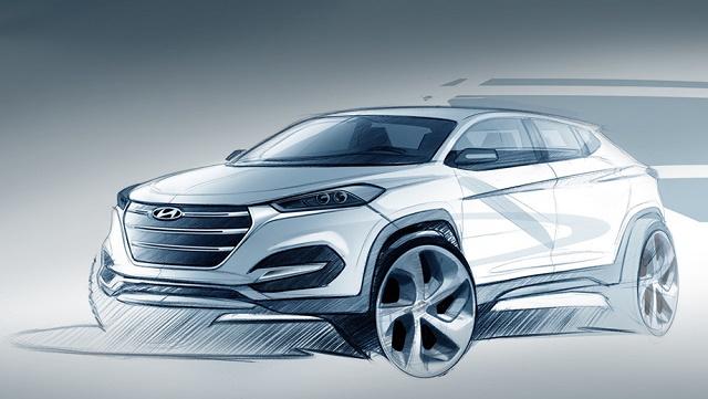 Hyundai вернет кроссовер Tucson в Европу
