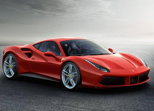 Преемник Ferrari 458 Italia получил на турбонаддув