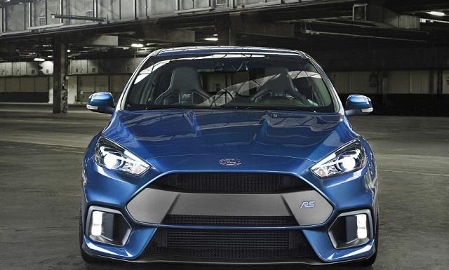 Полный привод Focus RS может появиться на других «Фордах»