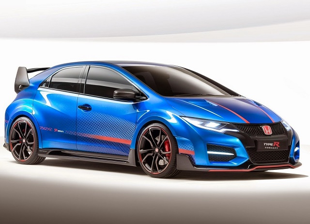 Honda поделилась динамикой серийного хот-хэтча Civic Type R