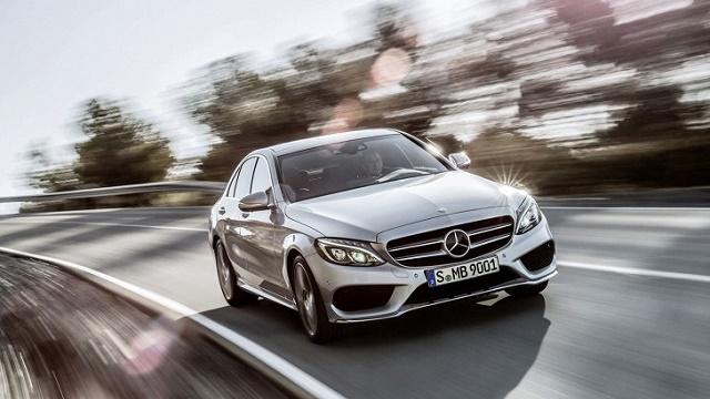Mercedes-Benz C-Class получит дисплей длиной 70 см
