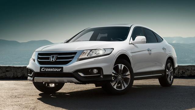 Honda выведет кроссовер Crosstour из России