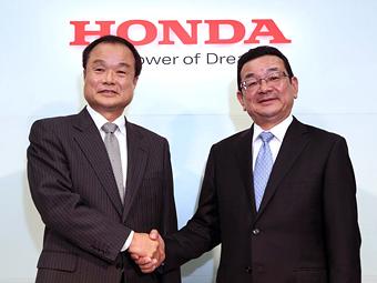 Honda объявила о смене президента