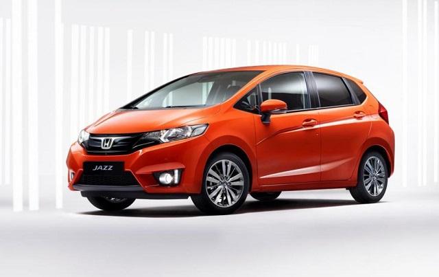 Honda представила серийный Jazz нового поколения