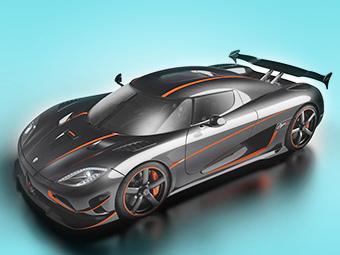 Koenigsegg создал самую легкую «Агеру»