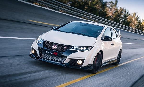Honda Civic Type R установил новый рекорд Нюрбургринга