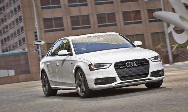 Новая Audi A4 будет представлена во Франкфурте
