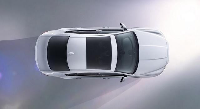 Jaguar опубликовал первые изображения нового XF