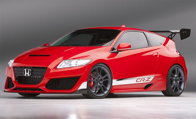 Honda превратит гибрид CR-Z в хот-хэтч