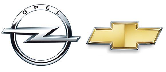 General Motors: большие скидки на автомобили Opel и Chevrolet