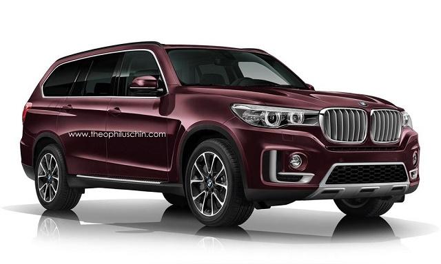 BMW X7 получит 12-цилиндровый движок