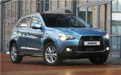 Mitsubishi ASX: особенности, плюсы и минусы