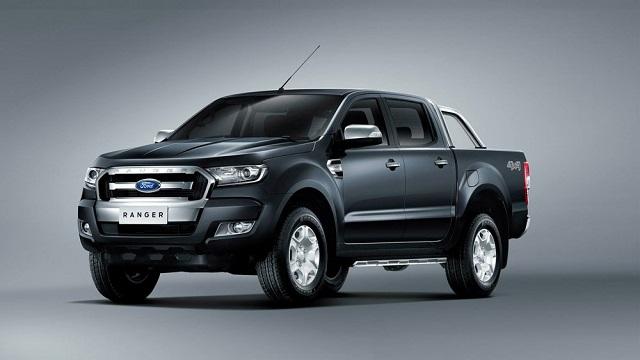 Рассекречен обновленный Ford Ranger