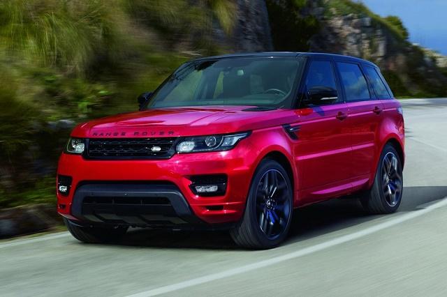 Состоялся дебют самого мощного Range Rover Sport