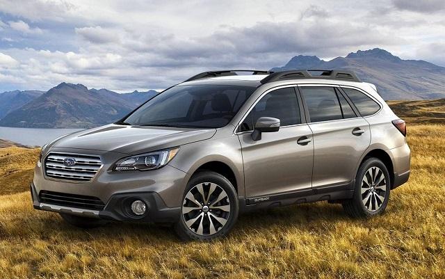 Новый Subaru Outback приедет в Россию летом