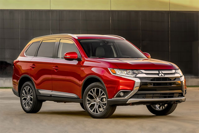 Mitsubishi Outlander: объявлен российский ценник