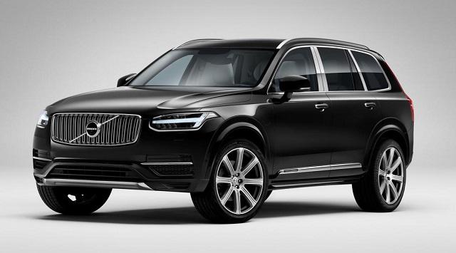 Volvo представила люксовую версию XC90