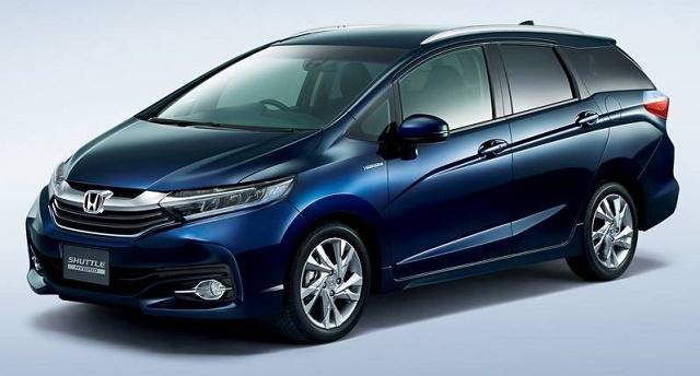 Новый универсал Honda: официальные фото