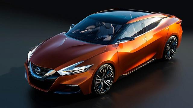 Nissan запустил серийный выпуск новой Maxima