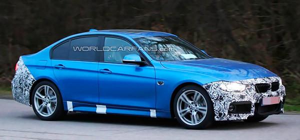 BMW обновит линейку 3-Series