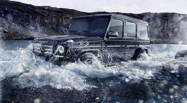 Mercedes-Benz G-Class получил «турбовосьмерку»