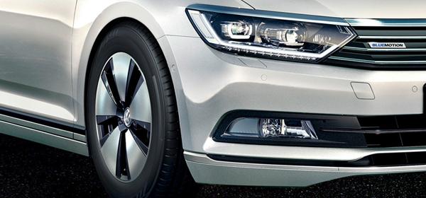 Volkswagen показал самый экономичный Passat с ДВС