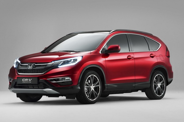 Honda CR-V стала дешевле