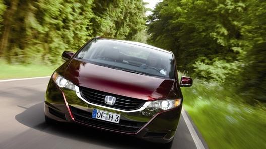 Серийные водородные Honda появятся в этом десятилетии
