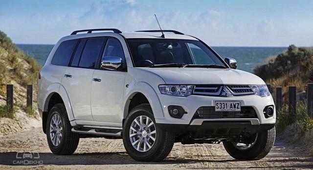 В России новый Mitsubishi Pajero Sport появится в 2016 году