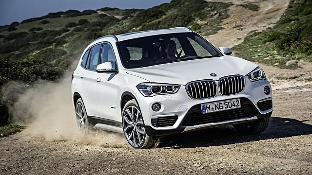 Представлен BMW X1 нового поколения