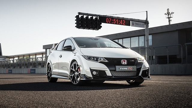 Honda может сделать Civic Type R мощнее