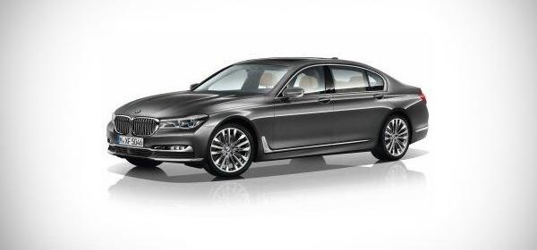 Австрийцы рассекретили новую BMW 7-Series