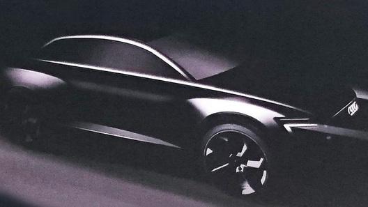 Audi привезет во Франкфурт сексуальную и стильную новинку