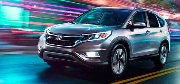 Объявлены российские цены на обновленный Honda CR-V