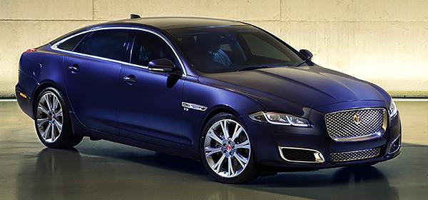 Представлен новый Jaguar XJ