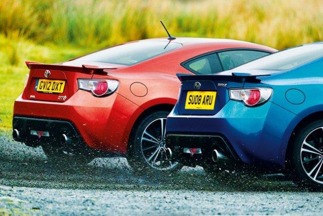 Новая Toyota GT86 будет построена на шасси Mazda MX-5