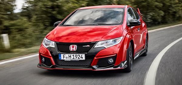 Honda запустила производство Civic Type R