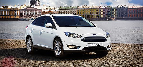 Ford начал производство обновленного Focus в России