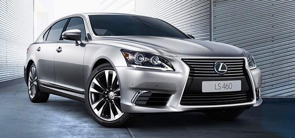 Объявлена дата премьеры нового поколения седана Lexus LS