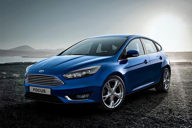 Названы российские цены на обновленный Ford Focus