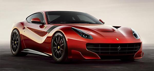 Ferrari добавит мощности модели F12